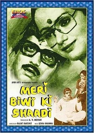Meri Biwi Ki Shaadi movie, song and  lyrics