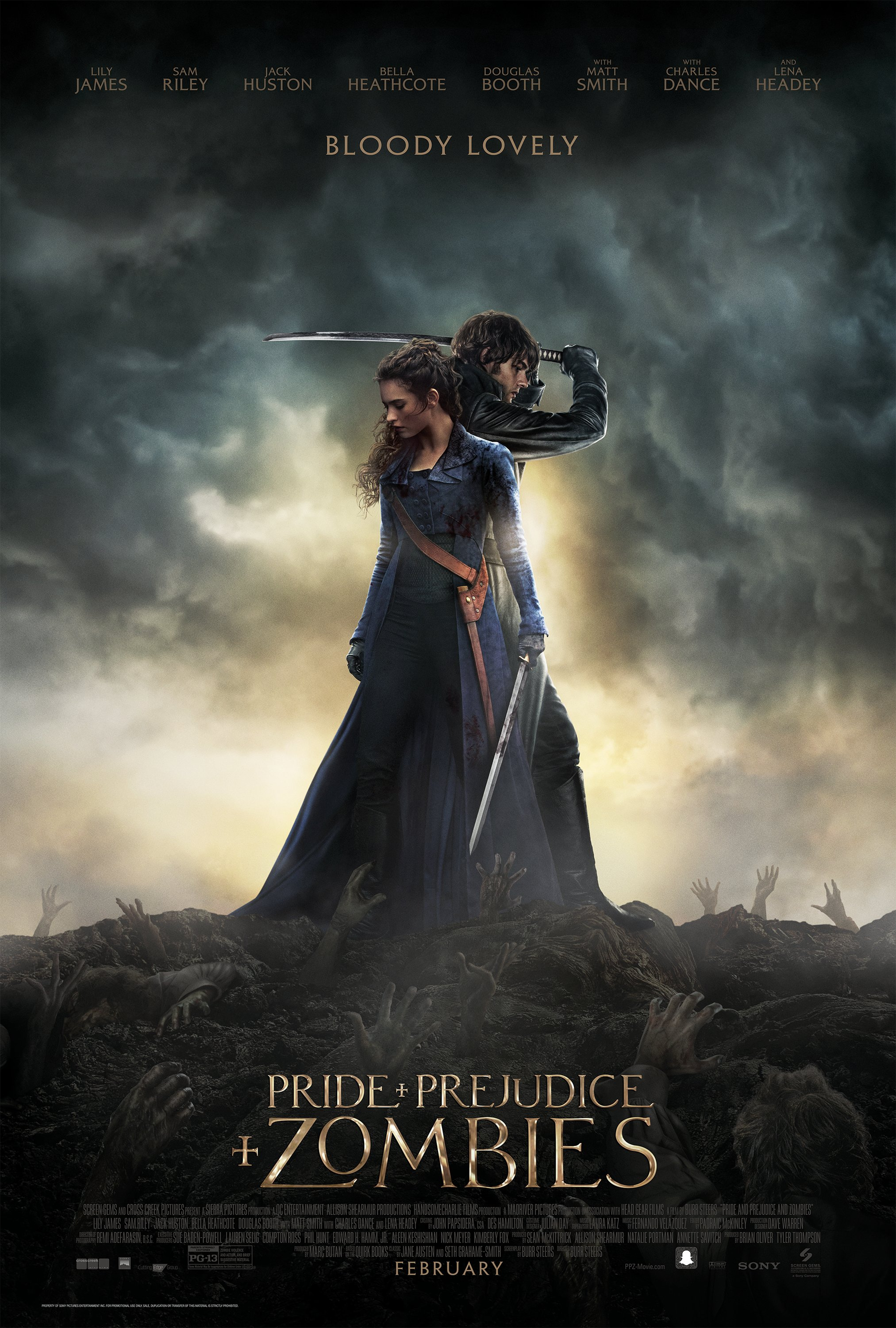 Pride And Prejudice And Zombies 2016 Imdb