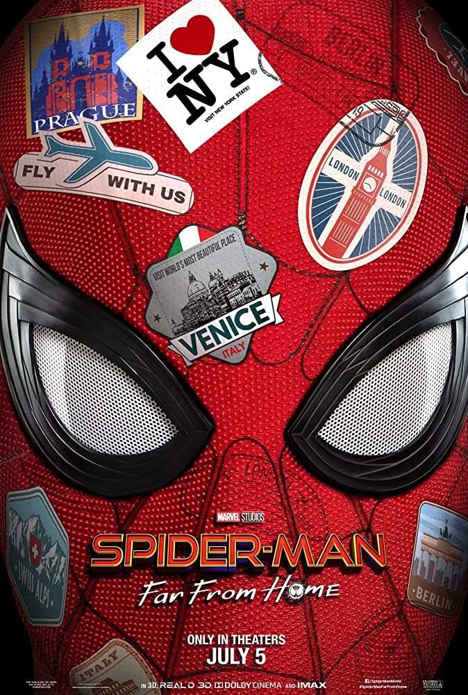 Spider-Man: Far From Home 2019 Hindi Official Trailer 720p HD Download