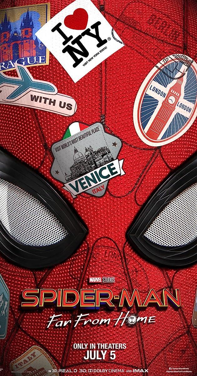Spider-Man: Far From Home (2019) - IMDb