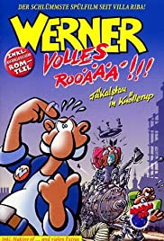 Werner - Volles Rooäää!!! Poster