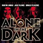 Donald Pleasence, Martin Landau, and Jack Palance in Alone in the Dark (1982)