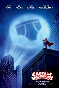 Primary photo for Captain Underpants: The First Epic Movie