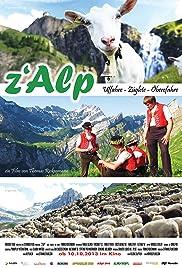 z'Alp Poster