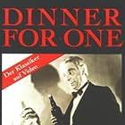 Freddie Frinton and May Warden in Der 90. Geburtstag oder Dinner for One (1963)