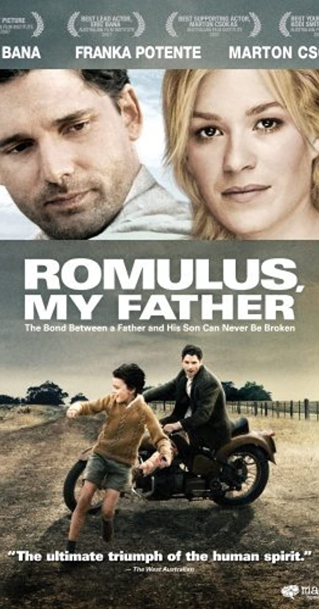 ROMULUS MY FATHER E-BOOKS FOR EPUB DOWNLOAD