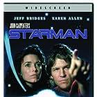 Karen Allen and Jeff Bridges in Starman (1984)