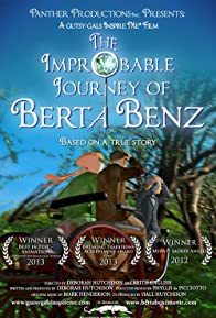 Primary photo for The Improbable Journey of Berta Benz