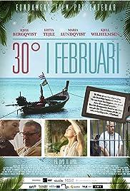 30° i februari Poster