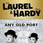 Oliver Hardy and Stan Laurel in Any Old Port! (1932)