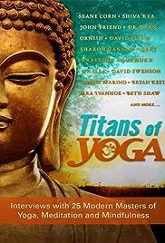 Titans of Yoga Poster