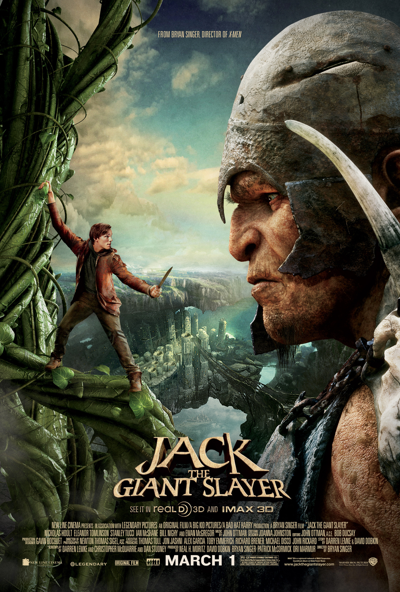 Jack The Giant Slayer 2013 Imdb