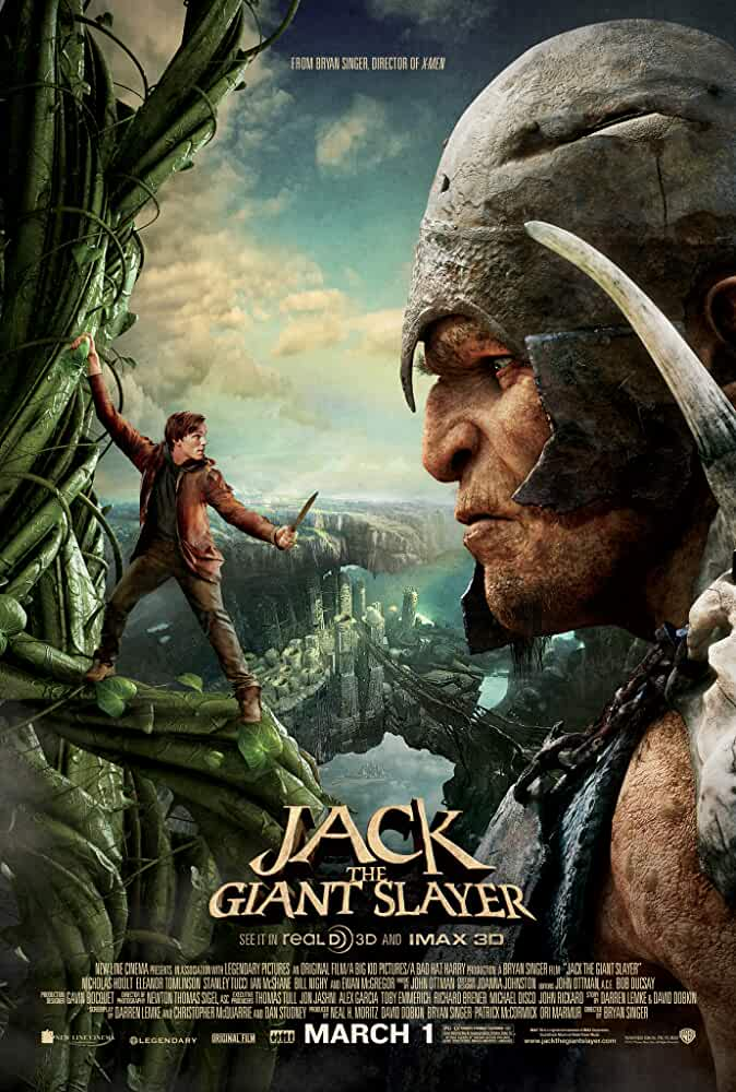 Jack the Giant Slayer 2013 Dual Audio Movie Watch Online Download 720p.Bluray [885 MB]