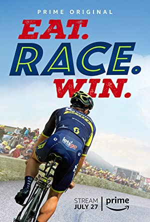 Where to stream Eat. Race. Win.