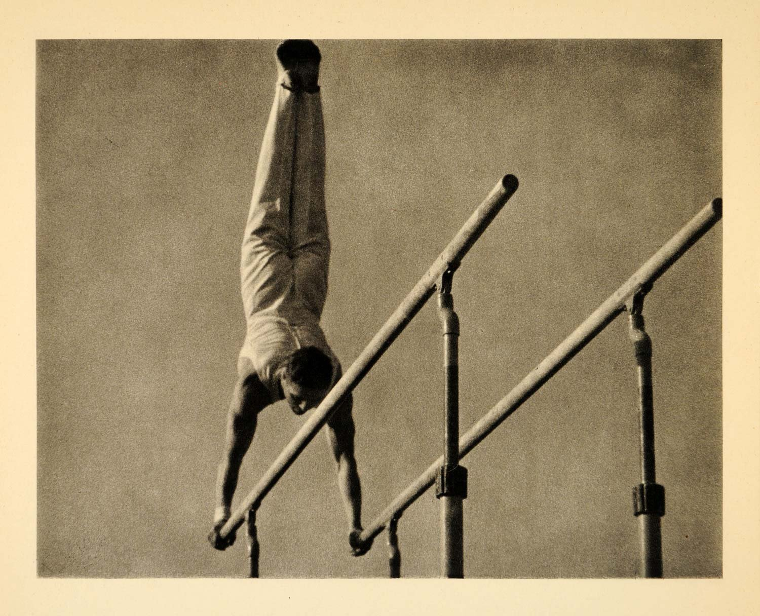 Gymnast Konrad Frey of Germany (Source: IMDB)