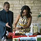 Eddie Murphy and Kerry Washington in A Thousand Words (2012)