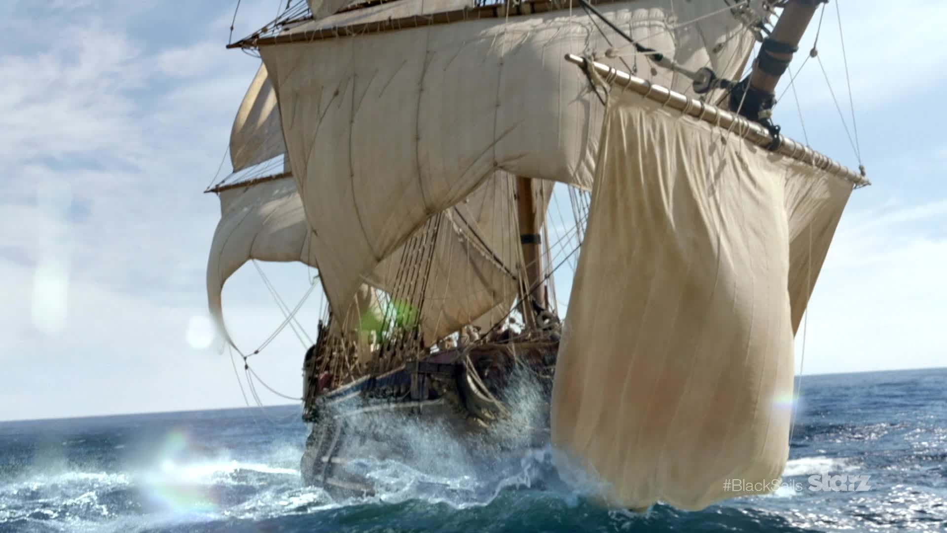 season 4 trailer from black sails 2014 2017
