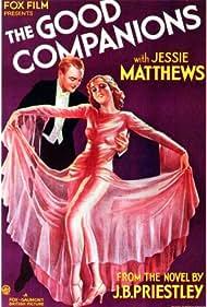 Jessie Matthews in The Good Companions (1933)