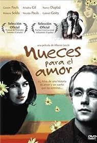 Ariadna Gil and Gastón Pauls in Nueces para el amor (2000)