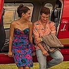 Josh Hutcherson and Claudia Traisac in Escobar: Paradise Lost (2014)