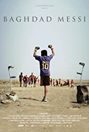 Baghdad Messi (2012) Poster - Movie Forum, Cast, Reviews
