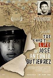 The Short Life of José Antonio Gutierrez Poster