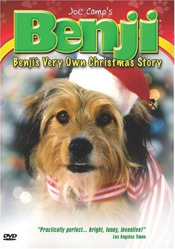 Benji's Very Own Christmas Story DVD Cover