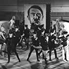 """""""The Producers"""" dancers performing for """"Springtime for Hitler"""" 1968 MGM"""