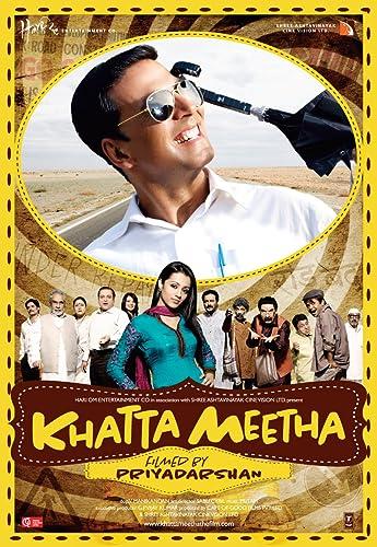 Khatta Meetha (2010) Hindi 720p HDRip 1.2GB