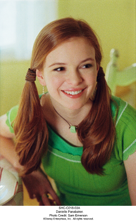 Danielle Panabaker in Sky High (2005)