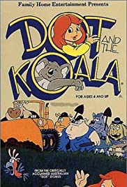 Dot and the Koala Poster