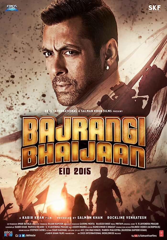 Download Bajrangi Bhaijaan (2015) Hindi Full Movie BluRay 480p [400MB] | 720p [1.4GB] | 1080p [2GB]