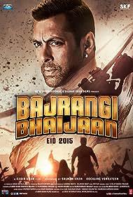 Kareena Kapoor, Salman Khan, Meher Vij, and Harshaali Malhotra in Bajrangi Bhaijaan (2015)