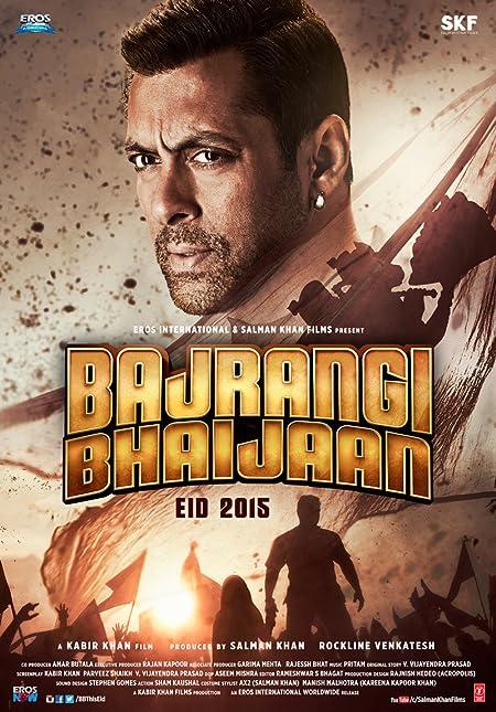 Bajrangi Bhaijaan (2015) Hindi Blu-Ray –  720P – x264 – 600MB | 1.4GB – Download
