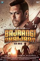 Bajrangi Bhaijaan (2015) Poster