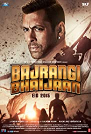 Bajrangi Bhaijaan (2015) Poster - Movie Forum, Cast, Reviews