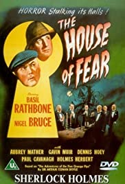 The House of Fear Poster