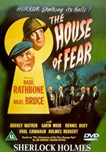Divx english movie downloads The House of Fear by Roy William Neill [h.264]