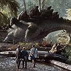 Jeff Goldblum, Vince Vaughn, and Richard Schiff in The Lost World: Jurassic Park (1997)