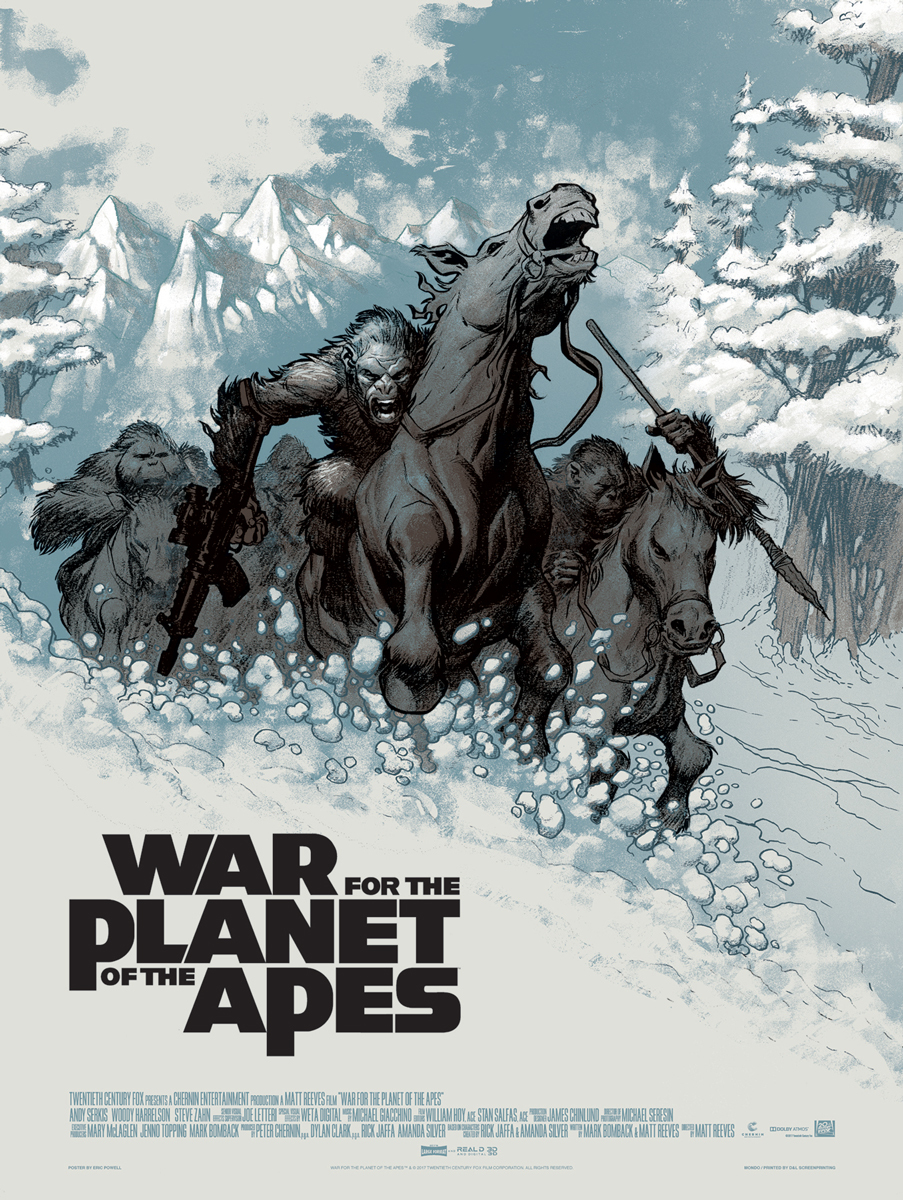 War For The Planet Of The Apes 2017 Photo Gallery Imdb