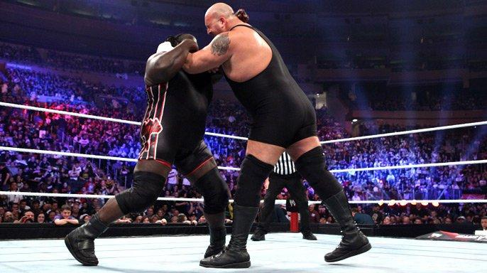 Mark Henry and Paul Wight in Survivor Series (2011)