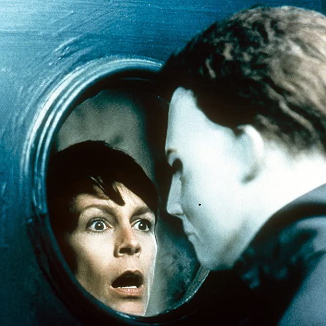 Jamie Lee Curtis in Halloween H20: 20 Years Later (1998)