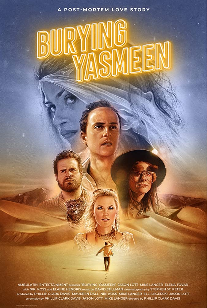 Burying Yasmeen 2019 English 720p HDRip 800MB ESubs Download