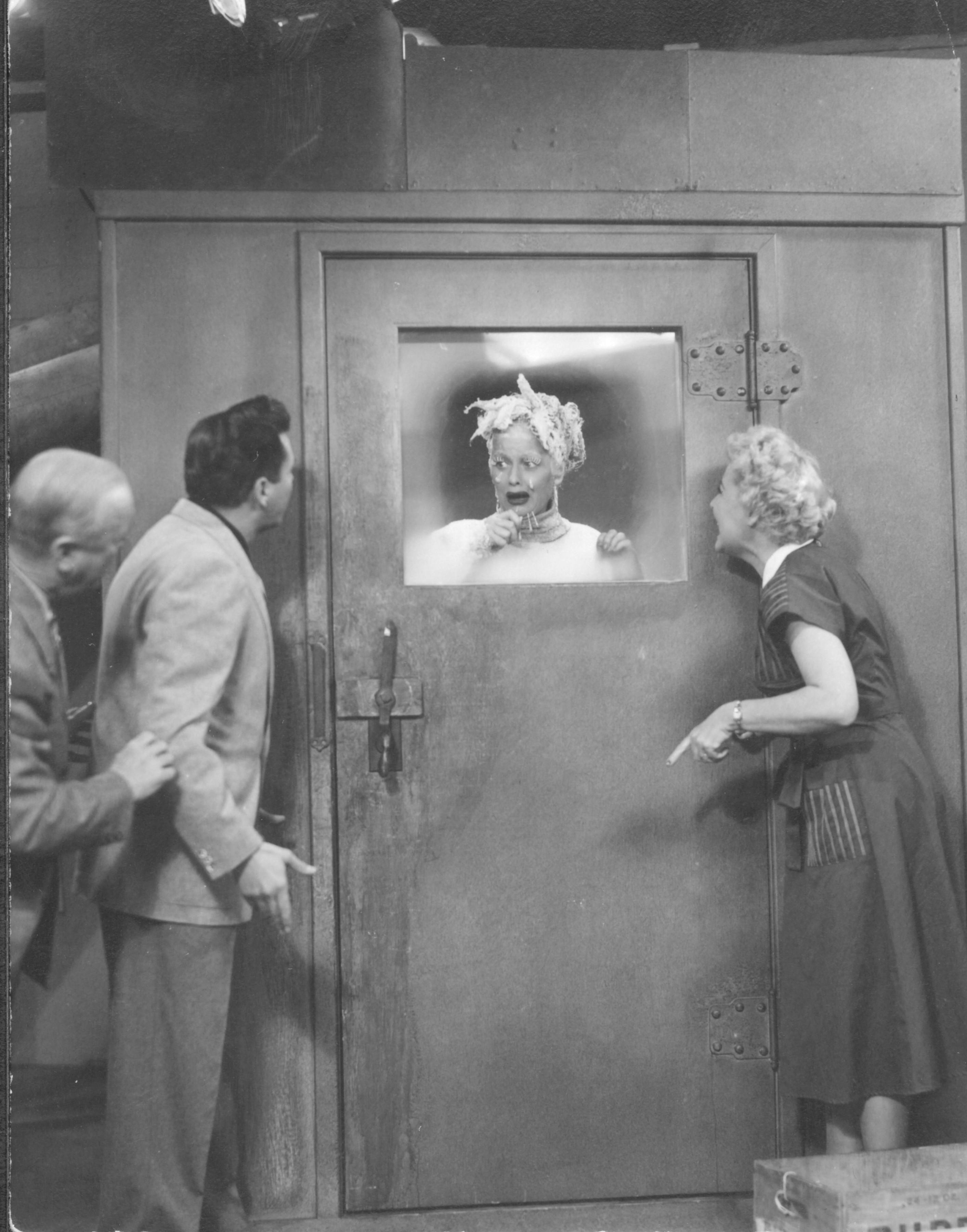 I Love Lucy The Freezer Tv Episode 1952 Imdb