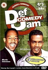Def Comedy Jam: All Stars Vol. 12 Poster