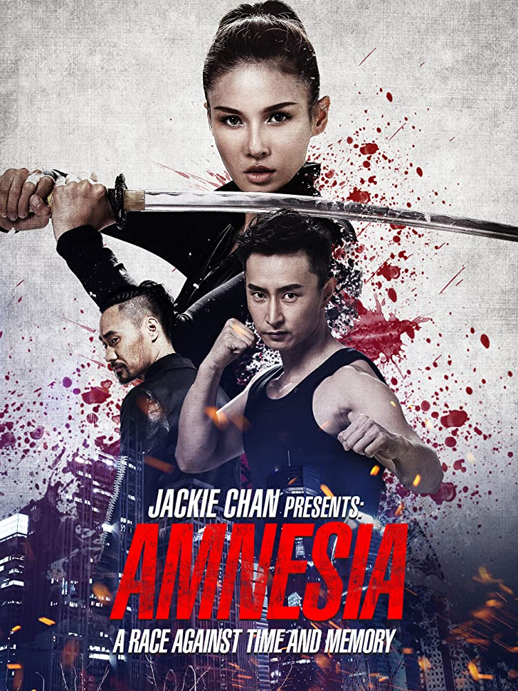 Who Am I 2015 Dual Audio 720p HDRip x264 [Hindi – Chinese] 750MB