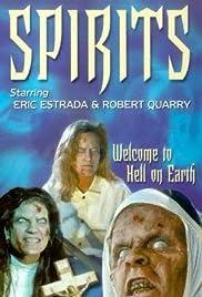 Spirits(1990) Poster - Movie Forum, Cast, Reviews
