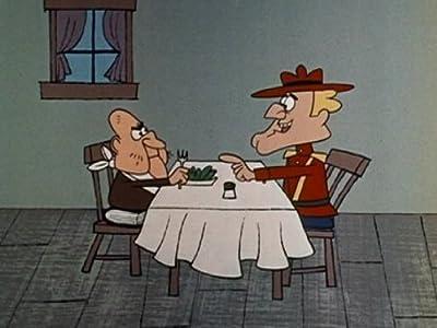 Los espectadores de la película. The Inspector's Nephew/Matinee Idol/Snidely Arrested, Hans Conried, June Foray, Bill Scott [DVDRip] [640x360]