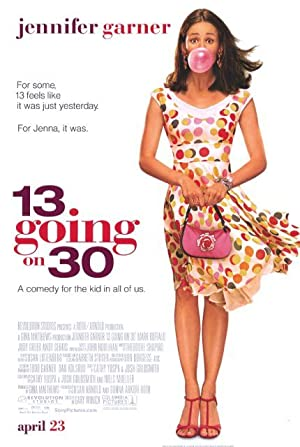 13 Going on 30 Poster Image