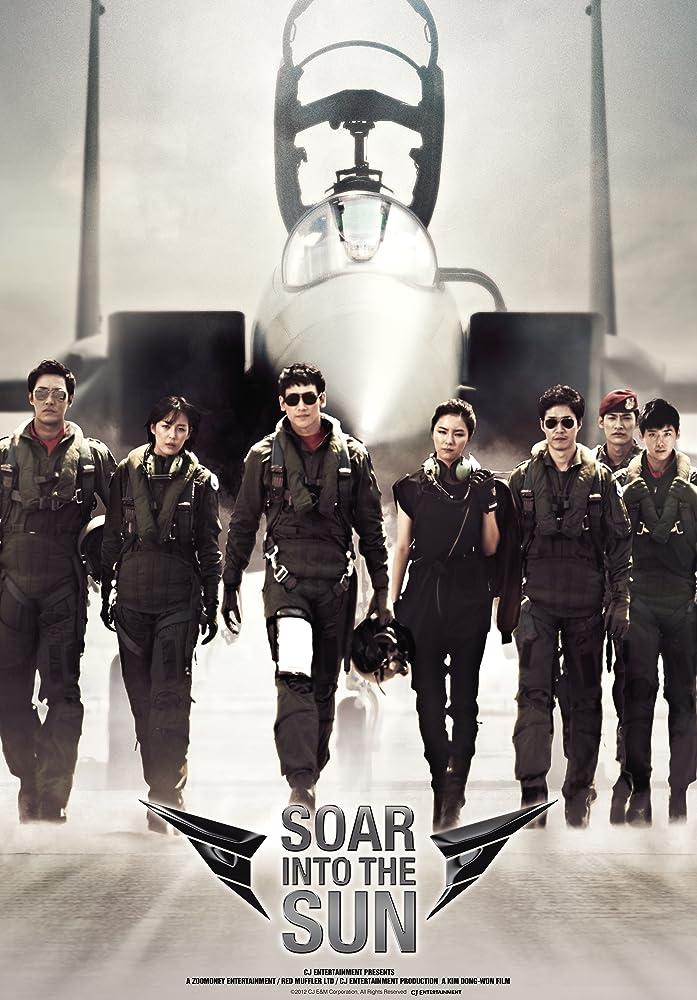 Yoo Joon-Sang, Kim Seong-su, Shin Se Kyung, Rain, Lee Hana, Jeong Seok-won dan Lee Jong-Suk dalam film Soar Into The Sun (2012)